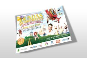 Buskerfest 2012 Program Cover