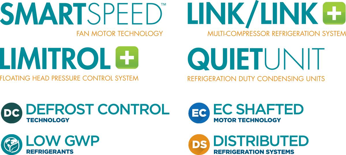KeepRite Product Logos